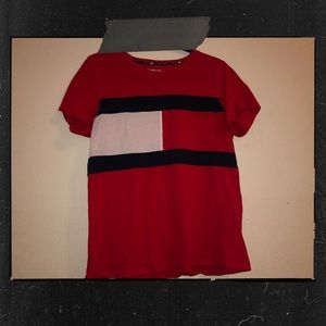 Tommy Hilfiger Tops - ❤️Tommy Tee💙